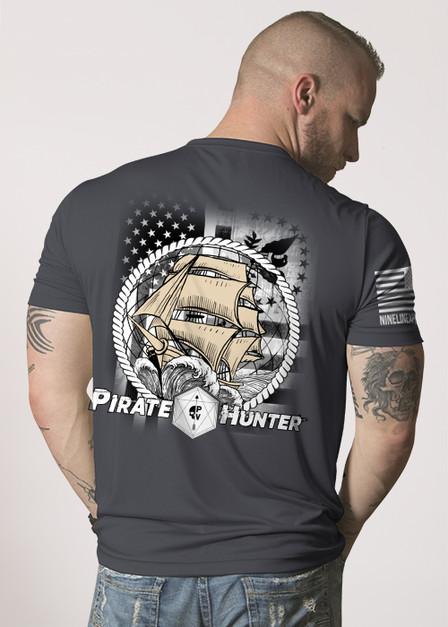 Moisture Wicking T-Shirt - Pirate Hunter