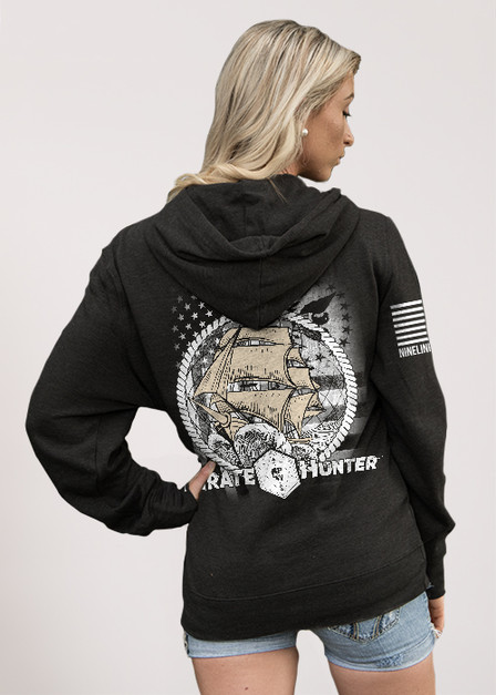 Light Weight Tailgater Hoodie - Pirate Hunter