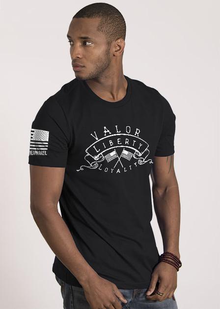 Men's T-Shirt - Valor