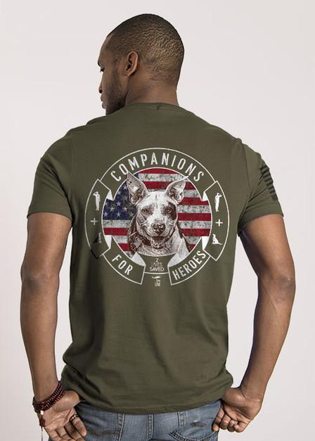 Men's T-Shirt — Lives Saved