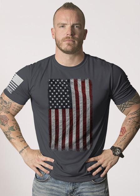 Moisture Wicking T-Shirt — Sig Flag