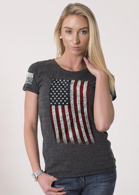 Women's Relaxed Fit T-Shirt — Sig Flag