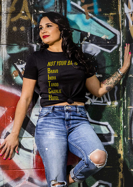 Women's Relaxed Fit T-Shirt - Not Your Basic