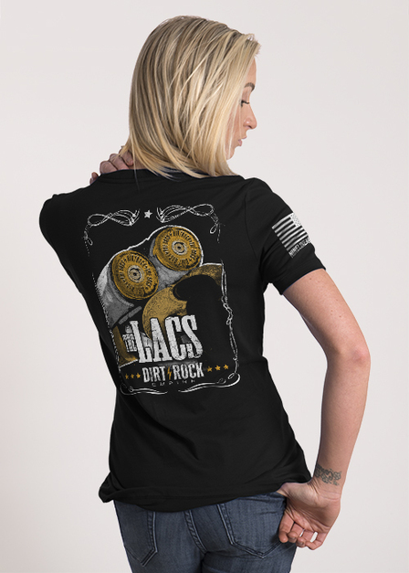 Women's Relaxed Fit T-Shirt — Dirt Rock