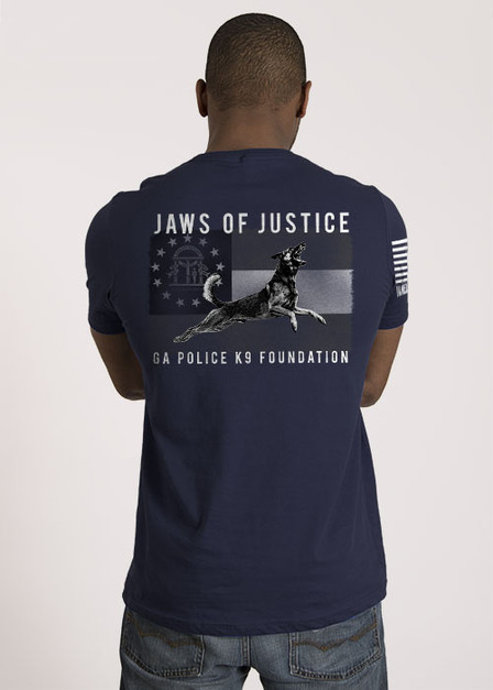 Men's T-Shirt - Jaws of Justice