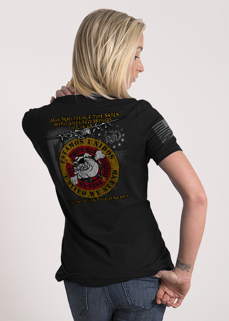 Women's Relaxed Fit T-Shirt -  156th Air Wing