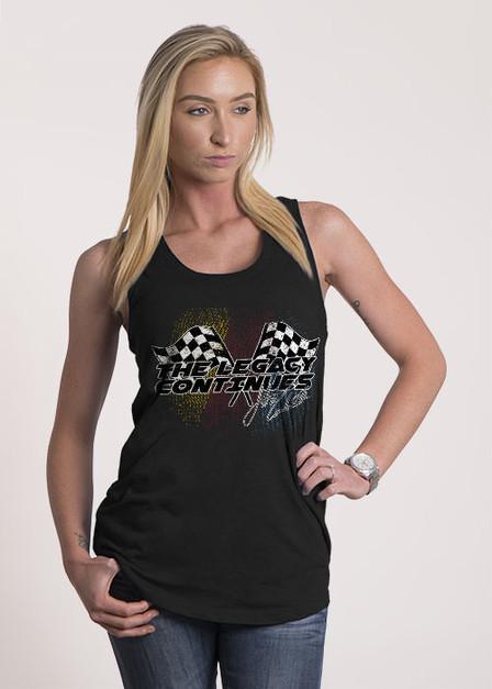 Women's Racerback Tank - Legacy