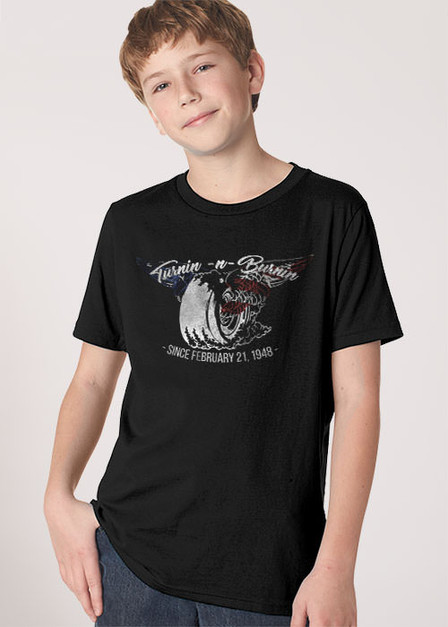Youth T-shirt - Turnin N Burnin