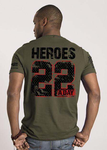 Men's T-Shirt -  22 Custom