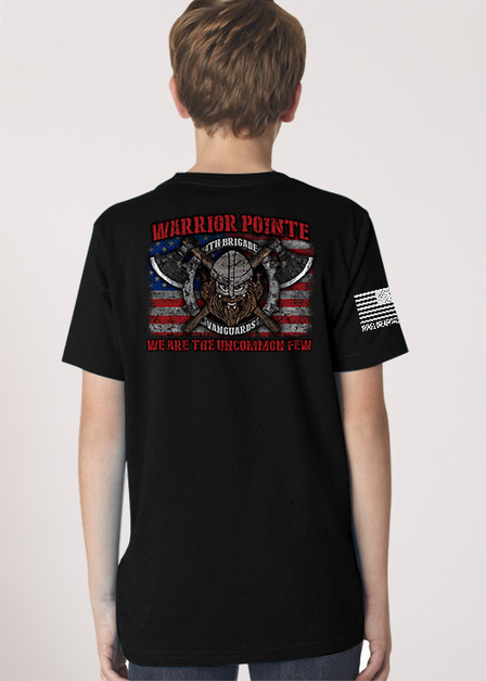 Youth T-shirt - Warrior Pointe