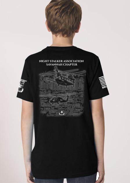 Youth T-shirt - Night Stalker Association