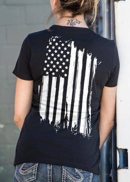 Womens Tee - America
