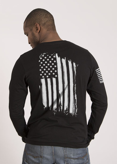 Men's Long Sleeve - America