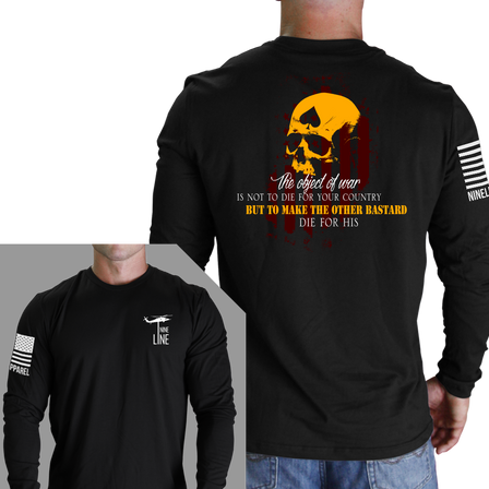 Men's Long Sleeve - Object of War
