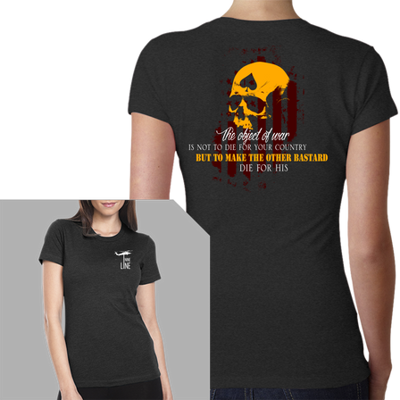 Women's Tee - Object of War
