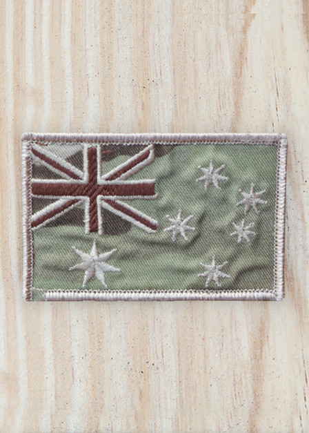 Australian Flag Patch