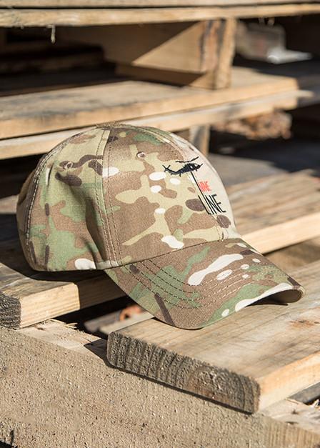 Drop Line - Full Back Hat