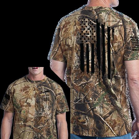 Men's Camo T-Shirt - America