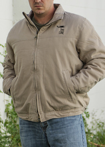 3 Season Concealed Carry Jacket - Drop Line