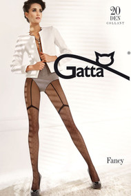GATTA Fancy 06 Polka Dot Pattern Tights