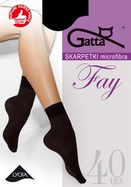 GATTA Fay Microfiber Socks 40 Den