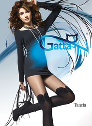 GATTA Tancia 04 Fancy Bow Pattern Tights