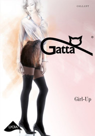 Girl-Up 23  Sexy Patterned Tights Imitating Stockings