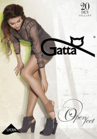 GATTA Open Feet Tights 20 Den