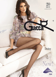 GATTA Dotsy 03  Polka Dots Pattern Tights  20 Den