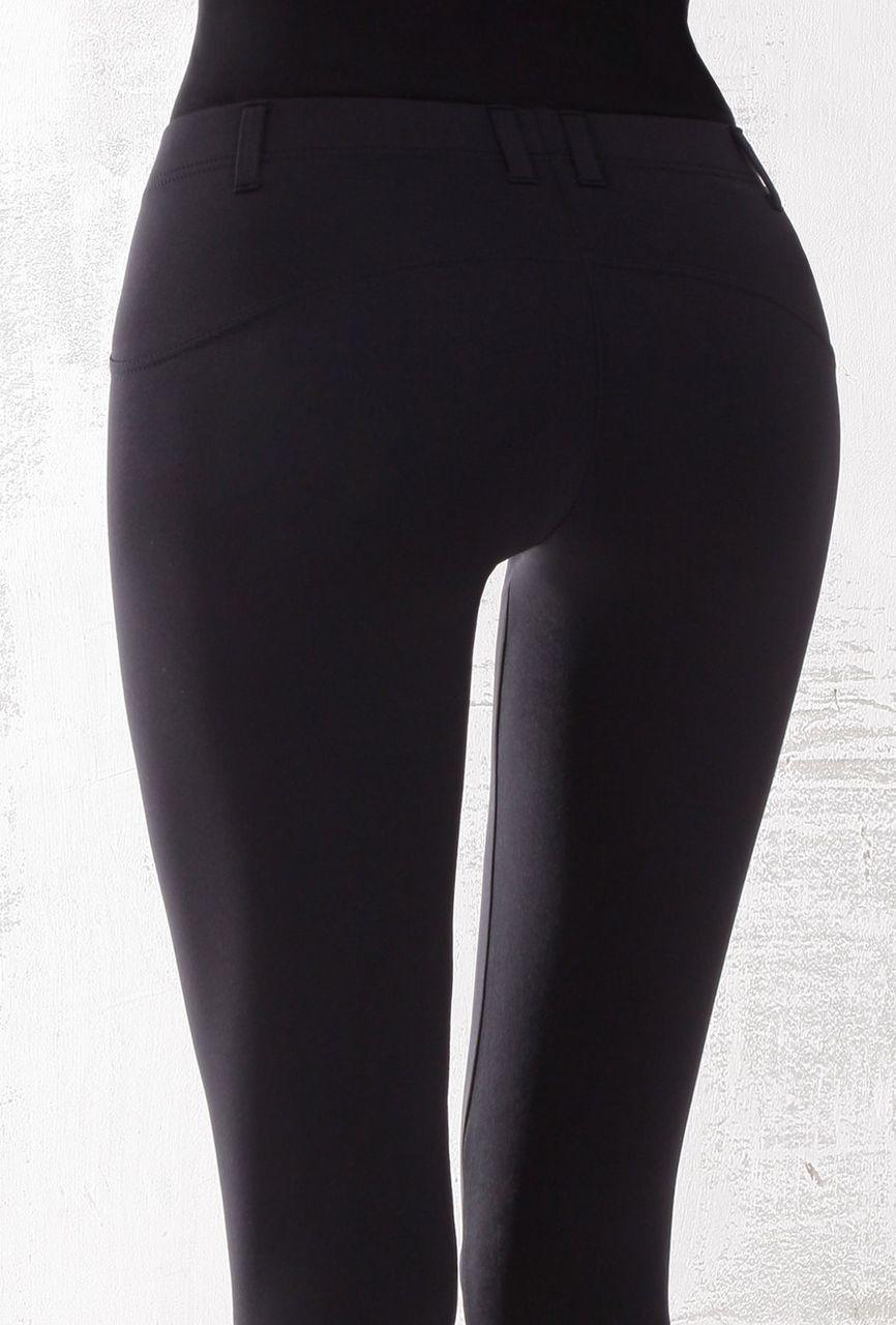Gatta Leggings Skinny Hot modisch elegant hochwertig mit Gürtelschlaufen