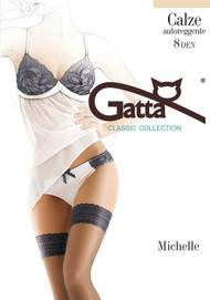GATTA Michelle 04 Classic Stockings 8 Den