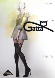 Girl-Up 29 Patterned Tights