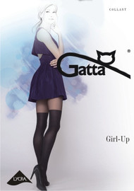 Girl-Up 32 Patterned Tights