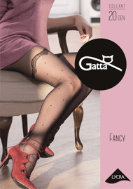 GATT Fancy 08 Pattern Tights 20 Den