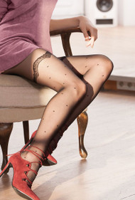 GATTA Fancy 08 Pattern Tights 20 Den