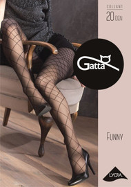 GATTA Funny 04 Pattern Tights 20 Den