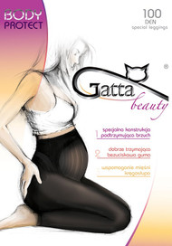 GATTA Body Protect Maternity Leggings 100 Den