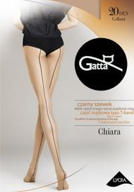Chiara 05 Classic tights 20 Den