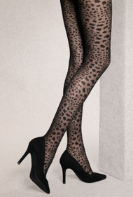 GATTA Wild Cat 02 Patterned Tights 20 Den