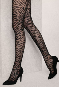 GATTA Wild Cat 03 Patterned Tights 20 Den