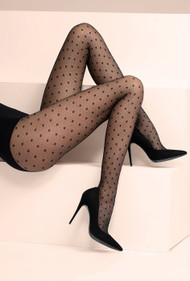 GATTA Dotsy 12 Patterned Dotted Tights