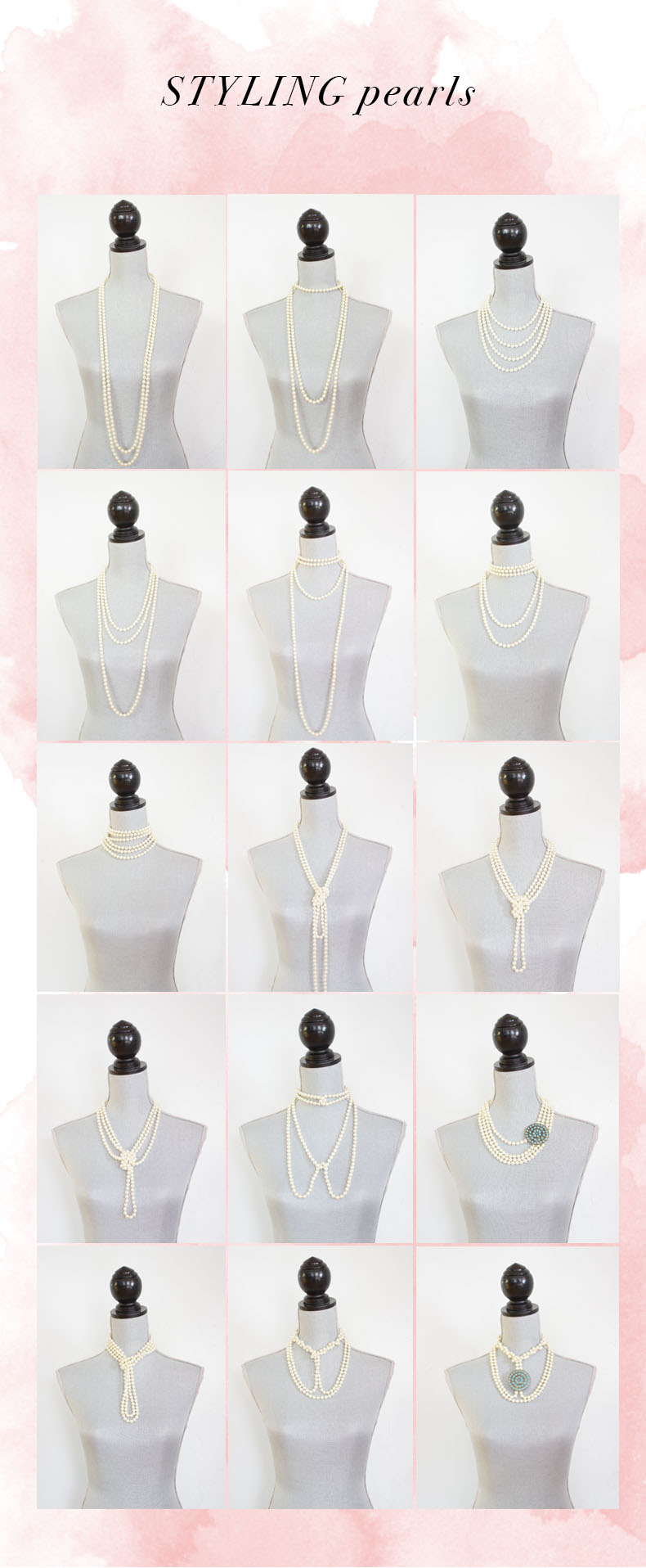 STYLING PEARLS