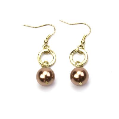 Gold Mine Earrings