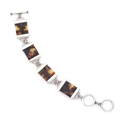 Tortoise Links Bracelet