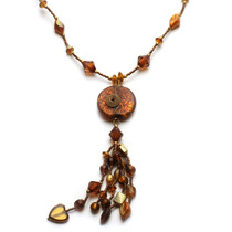 Rustic Beauty Statement Necklace