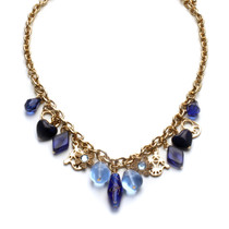 Charming Blue Necklace