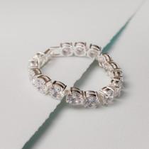 Christina Cubic Zirconia Bracelet