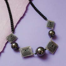 Geometric Glam Necklace