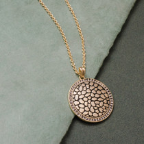 Circle of Glamour Necklace