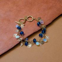Jewels of Versailles Genuine Opal Quartz Bracelet